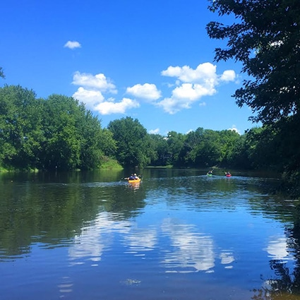 kayak rentals in New Paltz, NY on the Wallkill River and surrounding region