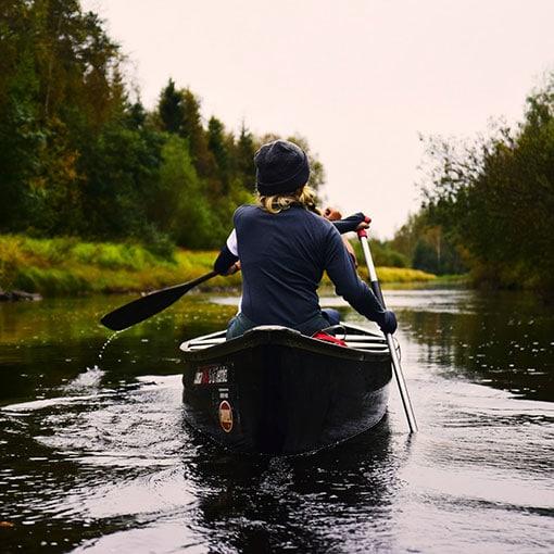 canoe rentals Olive NY