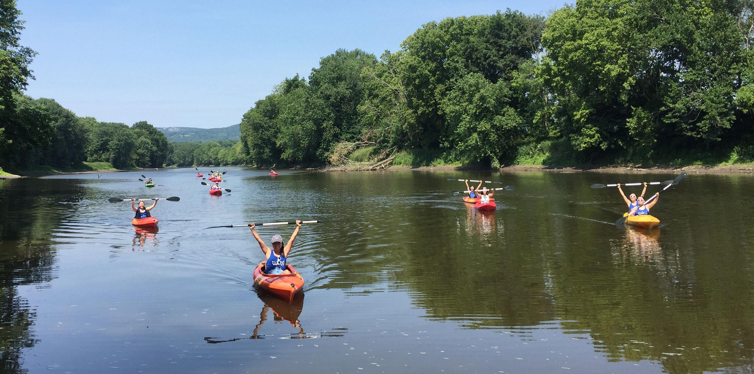 Kingston kayaking rentals
